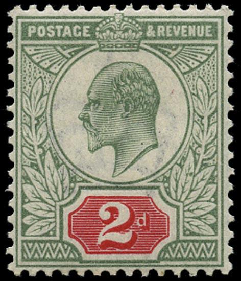 GB 1902  SG225 Mint unused o.g. example