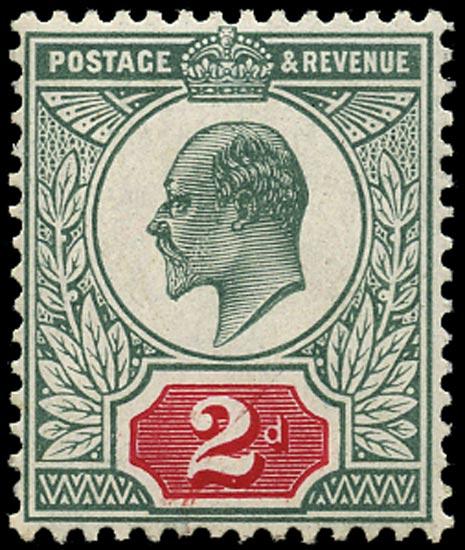 GB 1906  SG227 Mint U/M o.g. example