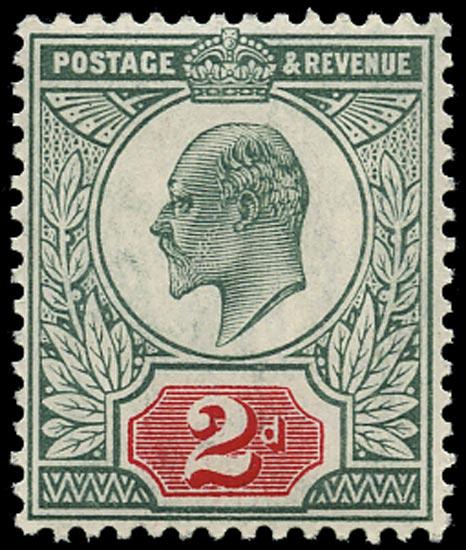 GB 1909  SG228 Mint U/M o.g. example