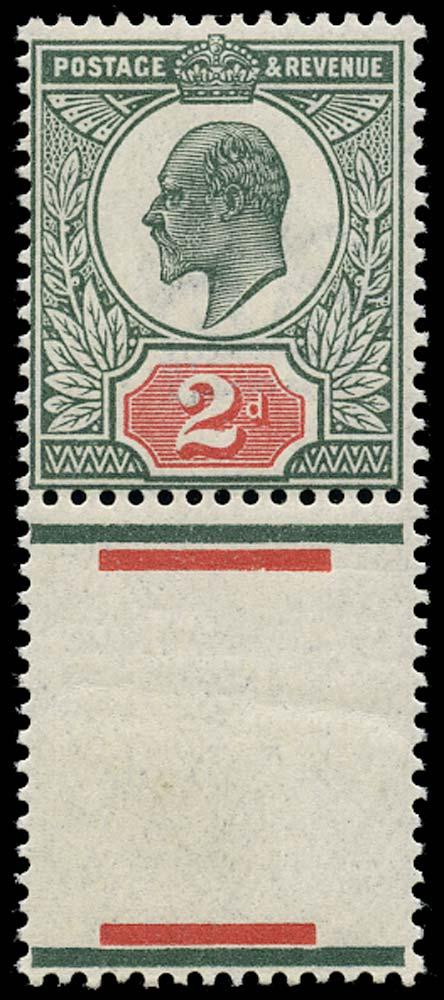 GB 1911  SG290 Mint U/M o.g. example