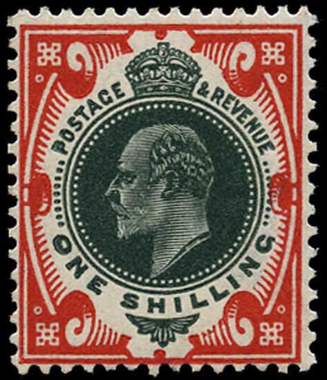 GB 1911  SG312 Mint M/M o.g. example