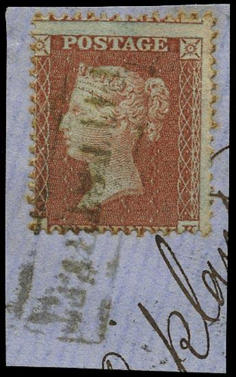 GB 1856  SG29 Used
