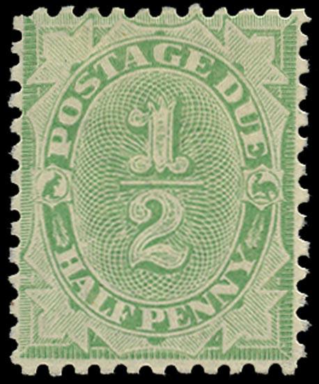 AUSTRALIA 1902  SGD34(w) Postage Due