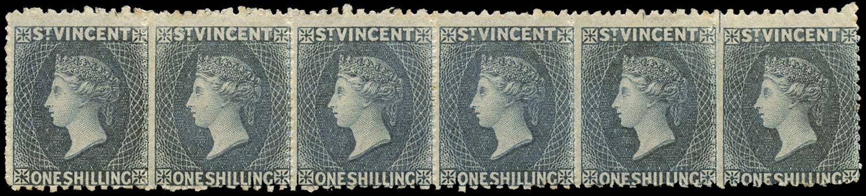 ST VINCENT 1862  SG11 Mint