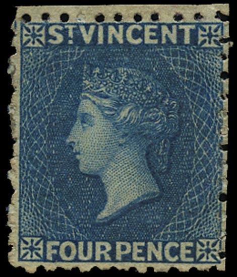 ST VINCENT 1862  SG6 Mint