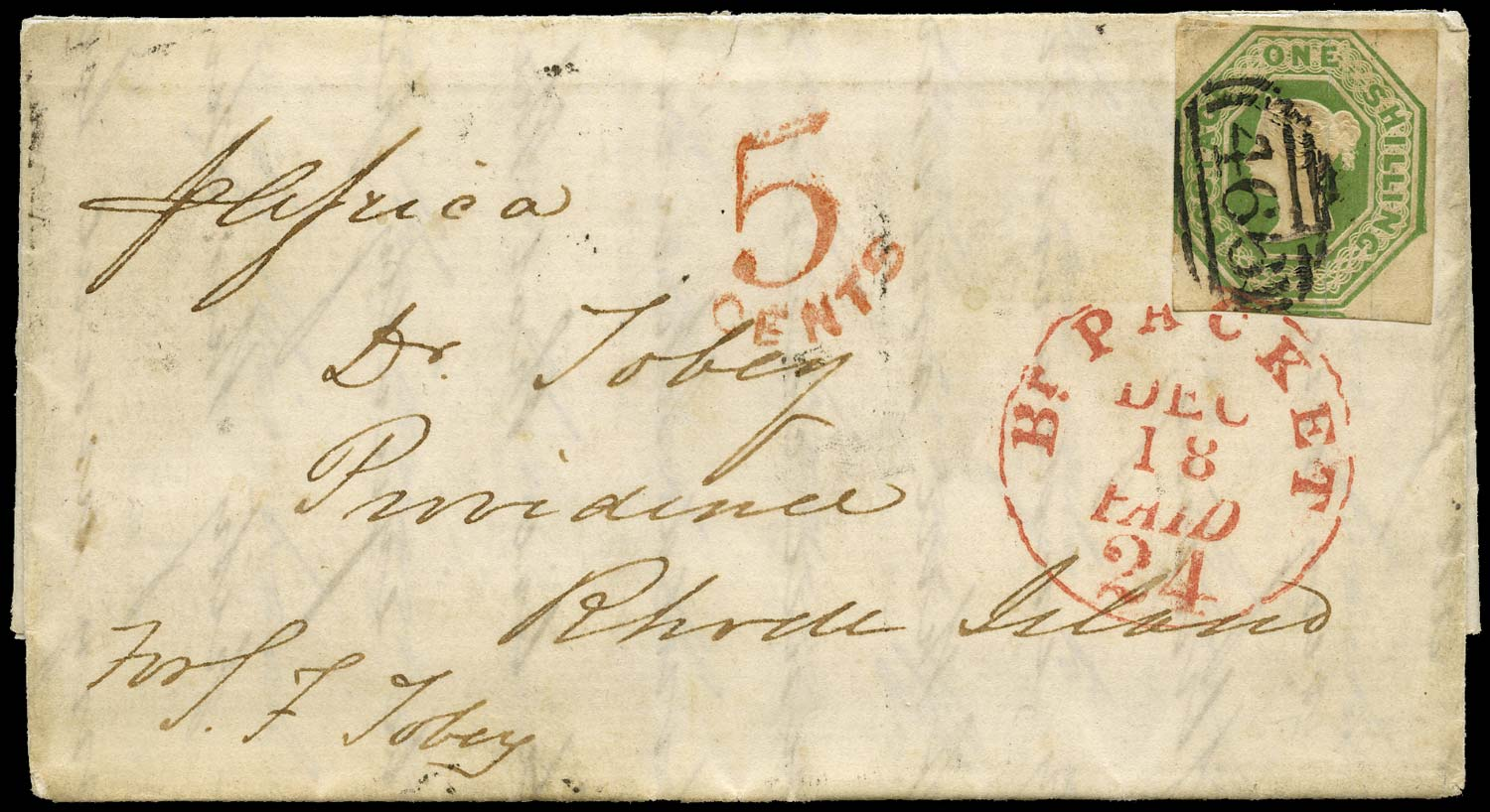GB 1852  SG55 Cover