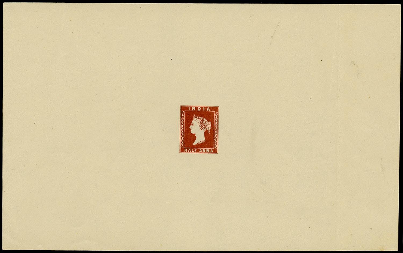 INDIA 1854  SG. Essay