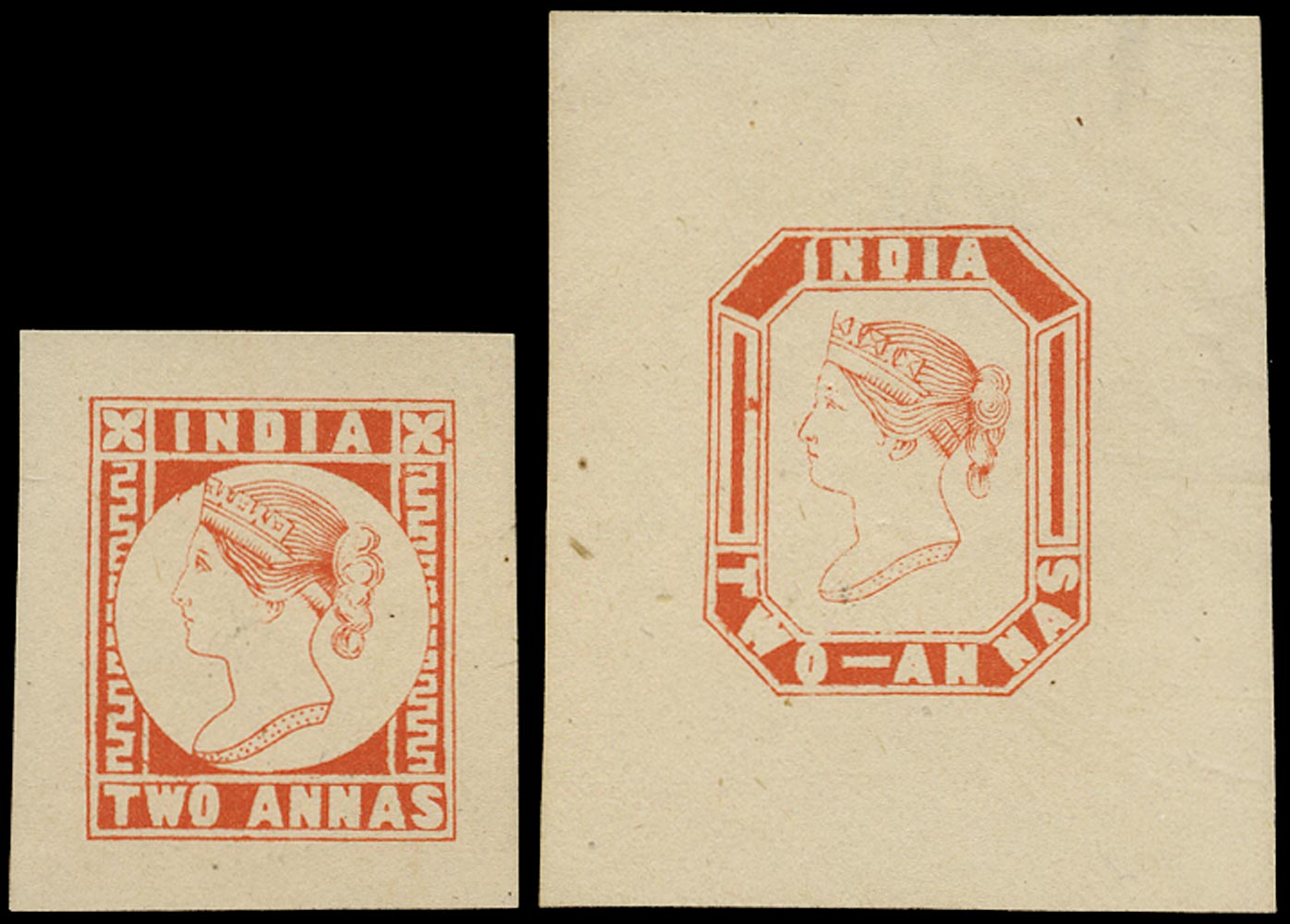 INDIA 1854  SG. Reprint