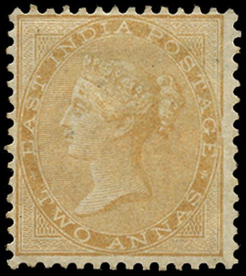 INDIA 1856  SG42 Mint