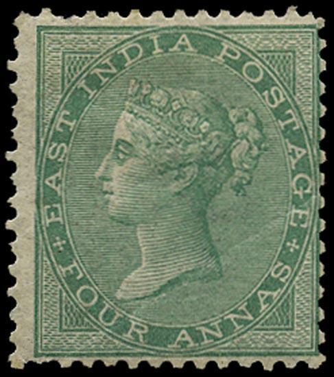 INDIA 1865  SG64 Mint