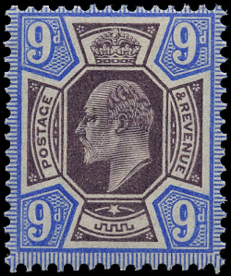 GB 1902  SG251 Mint U/M o.g. example