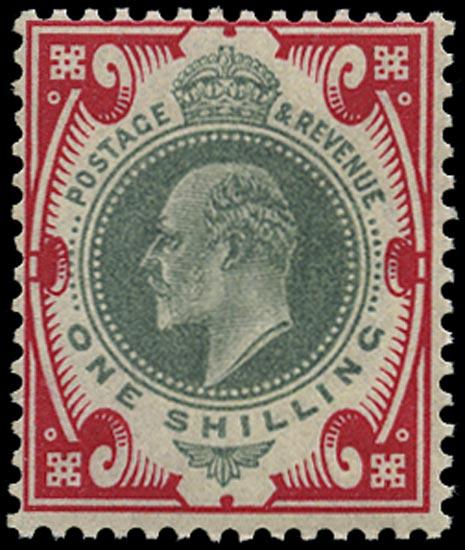 GB 1902  SG257 Mint U/M o.g. example