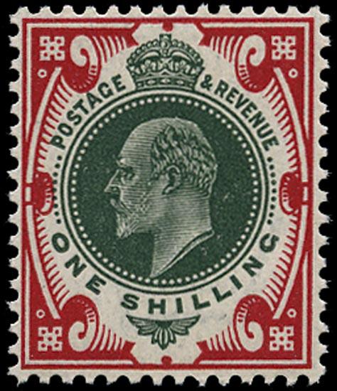 GB 1912  SG314 Mint U/M o.g. example