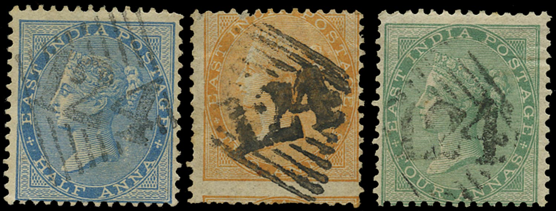 ADEN 1865  SGZ27, 30/1 Cancel