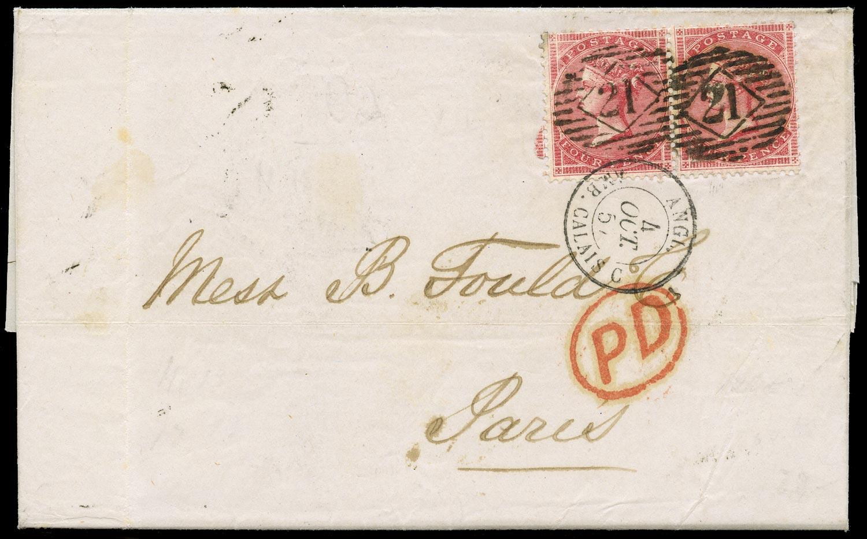 GB 1857  SG66 Cover