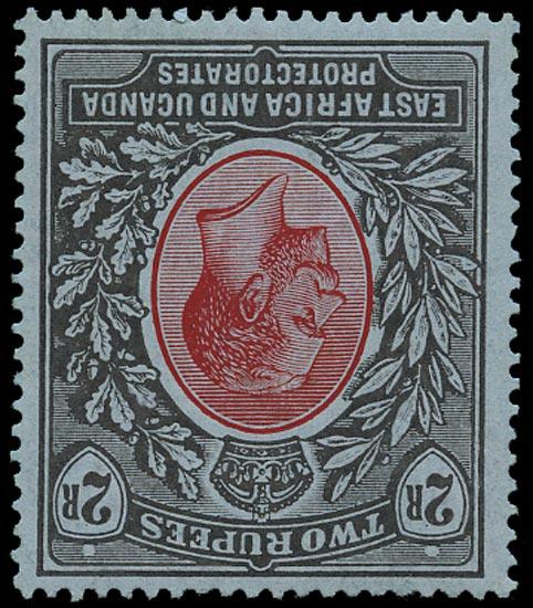 KUT 1912  SG54w Mint Watermark Inverted