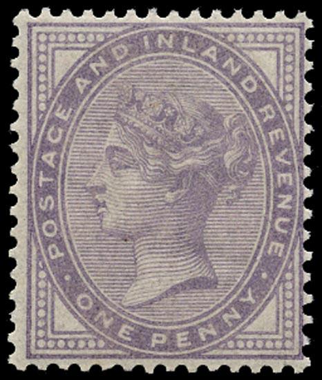 GB 1881  SG171 Mint