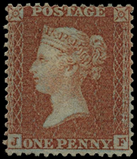 GB 1855  SG24 Pl.12 Mint