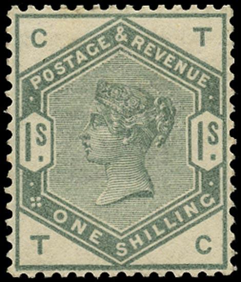 GB 1884  SG196 Mint