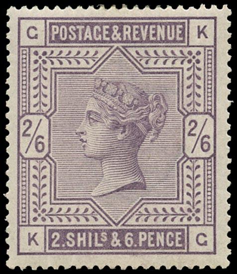 GB 1883  SG178 Mint