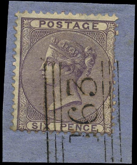 GB 1856  SG68 Used