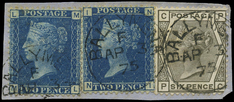 GB 1875  SG46,146 Used