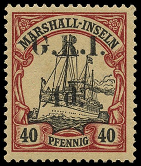 NEW GUINEA 1914  SG56 Mint