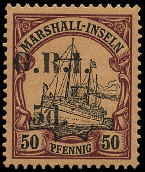 NEW GUINEA 1914  SG57 Mint
