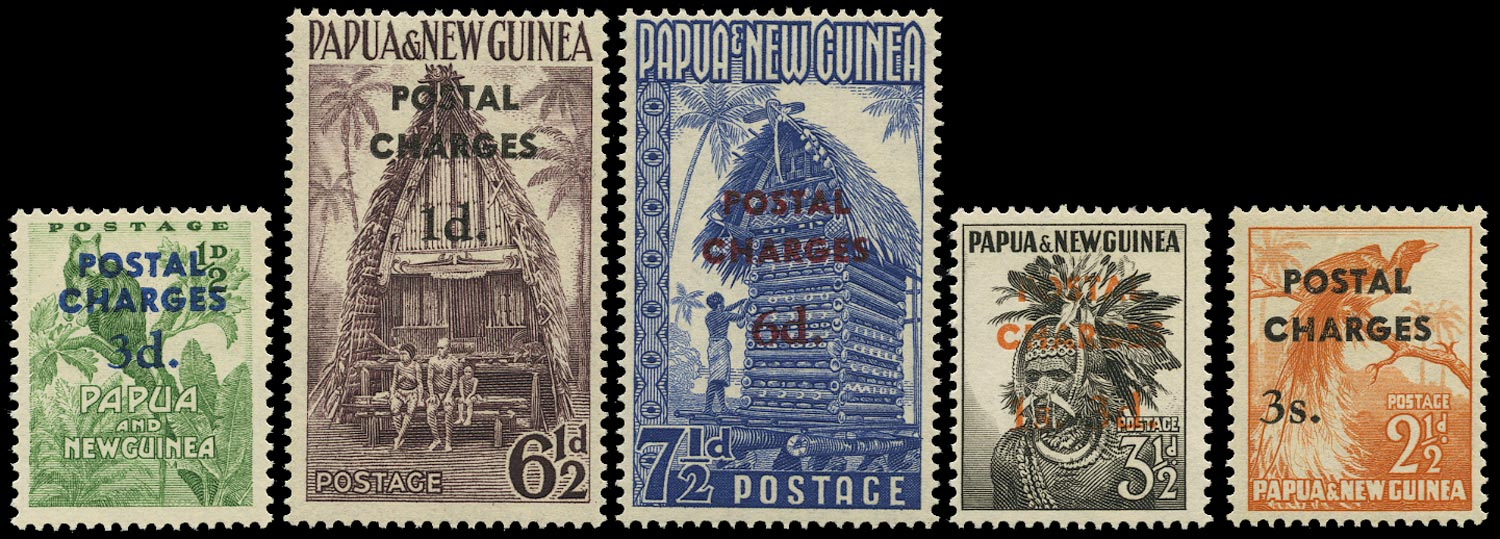 PAPUA NEW GUINEA 1960  SGD2/6 Postage Due