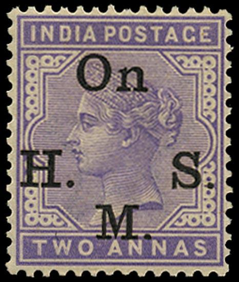 INDIA 1900  SGO52 Official
