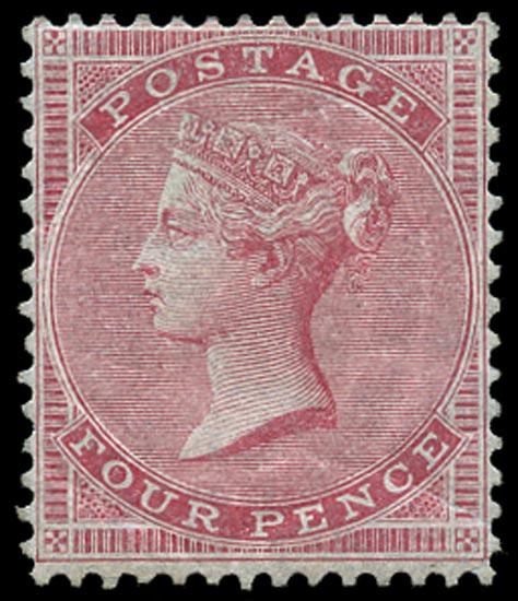 GB 1856  SG63 Mint