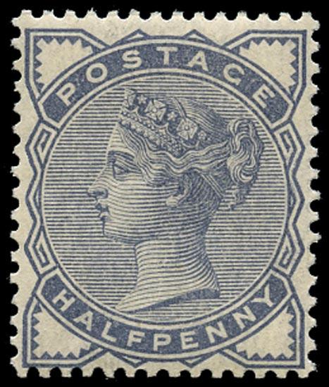 GB 1883  SG187 Mint - unused o.g. example