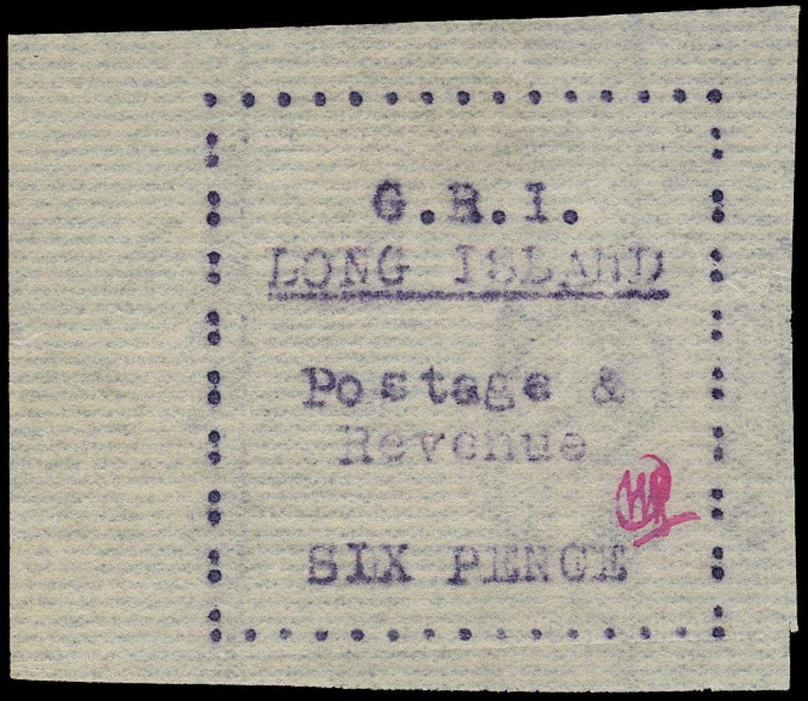 LONG ISLAND 1916  SG19 Mint