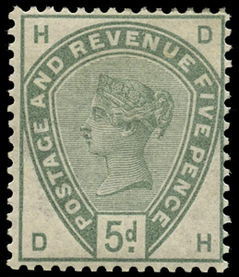 GB 1883  SG193 Mint - unused o.g. example (DH)