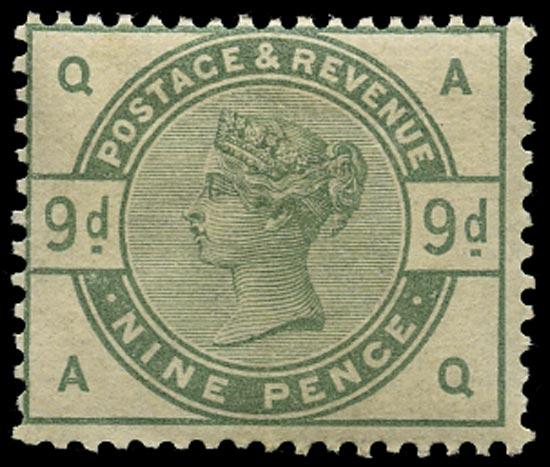 GB 1883  SG195 Mint - unused o.g. example (AQ)