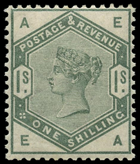 GB 1883  SG196 Mint - unused o.g. example (EA)