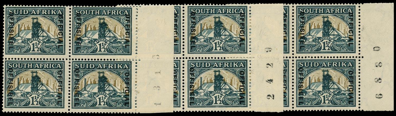SOUTH AFRICA 1935  SGO22 Official