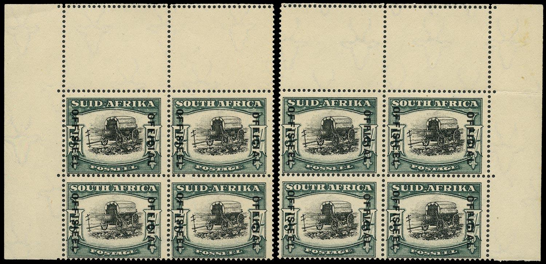 SOUTH AFRICA 1935  SGO26 Official