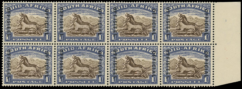 SOUTH AFRICA 1935  SGO25 Official