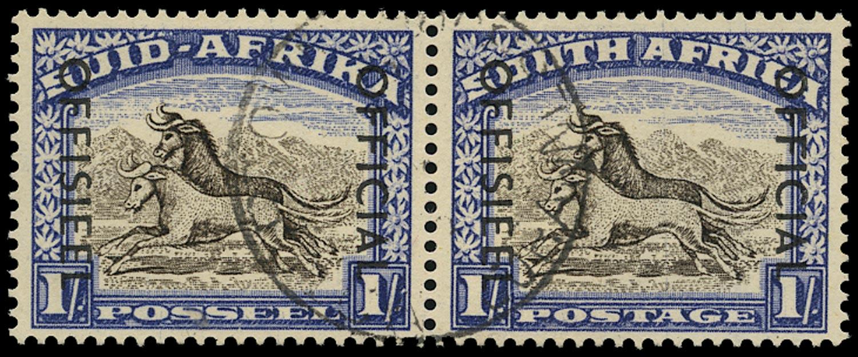 SOUTH AFRICA 1950  SGO47a Official
