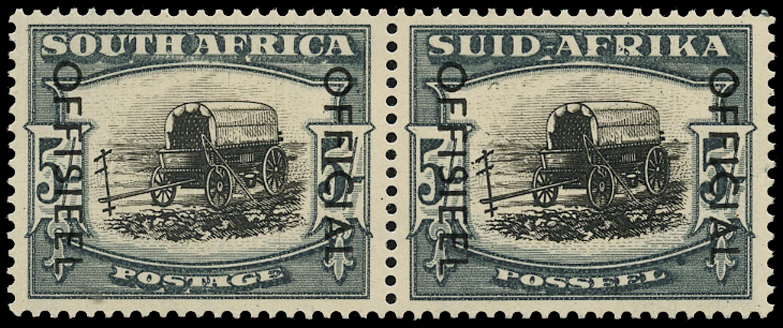 SOUTH AFRICA 1950  SGO49a Official
