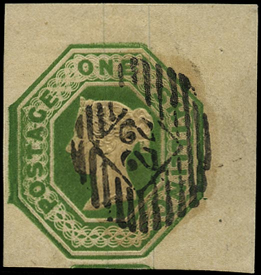 GB 1847  SG55 Used