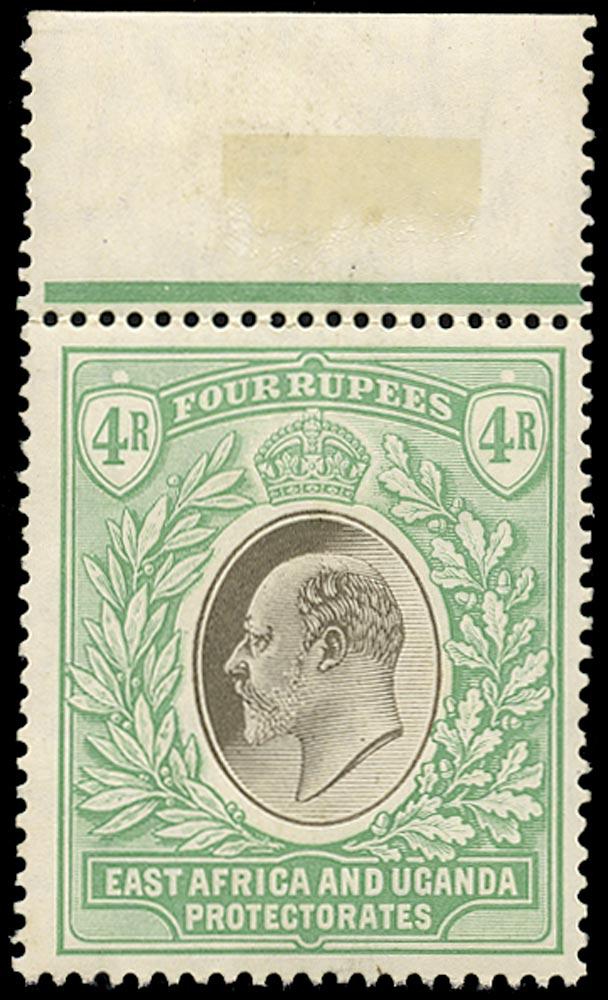 KUT 1907  SG29 Mint