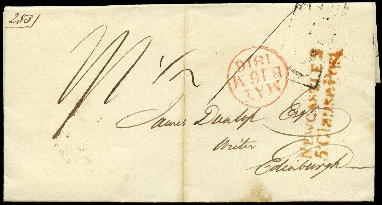 GB 1816 Pre-Stamp -