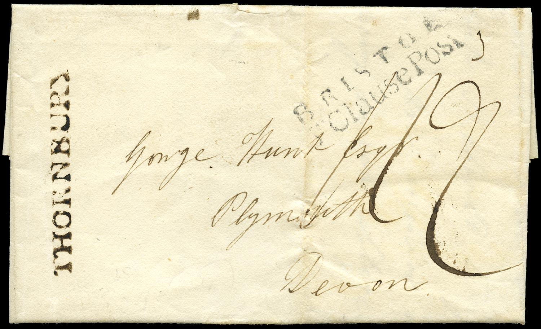 GB 1828 Pre-Stamp -