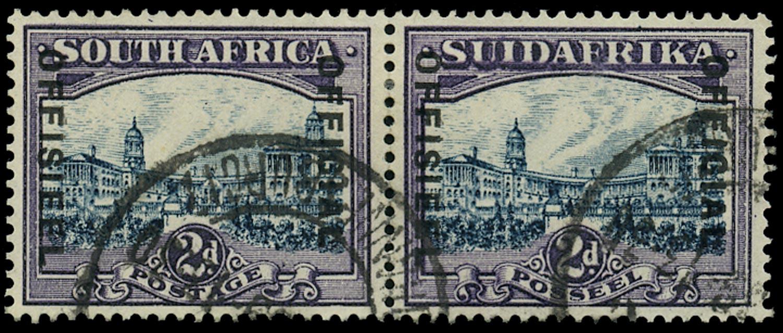 SOUTH AFRICA 1930  SGO15 Official