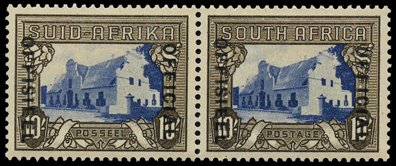 SOUTH AFRICA 1935  SGO27 Official