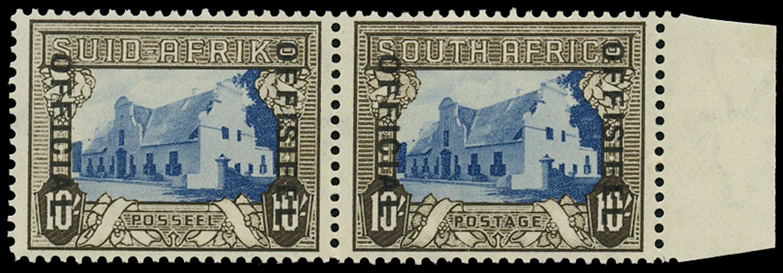 SOUTH AFRICA 1935  SGO29 var Official