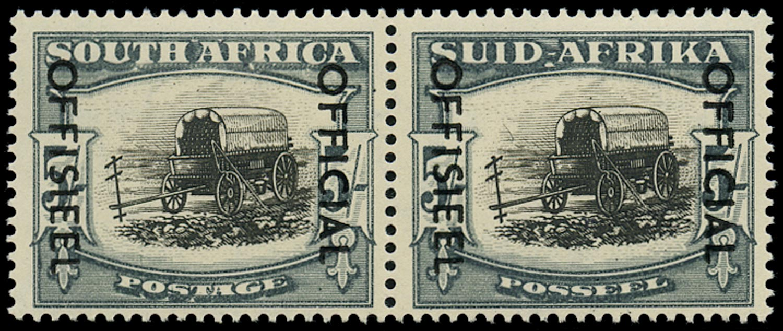 SOUTH AFRICA 1950  SGO49 Official