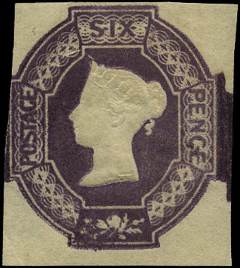 GB 1854  SG60wk Mint